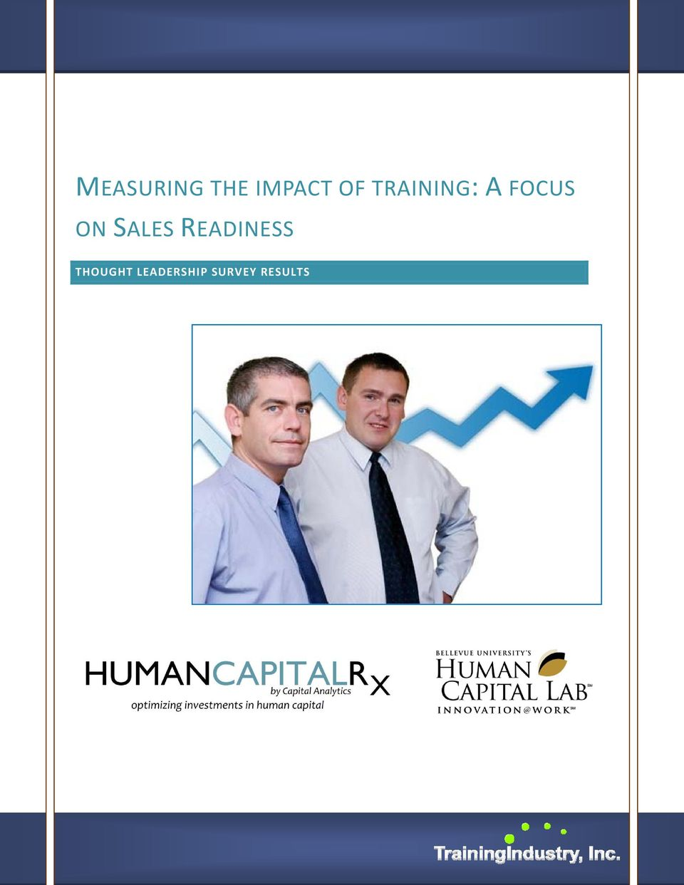 SALES READINESS THOUGHT