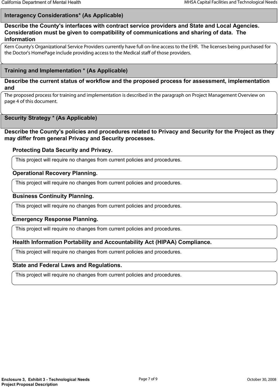 The licenses being purchased for the Doctor's HomePage include providing access to the Medical staff of those providers.