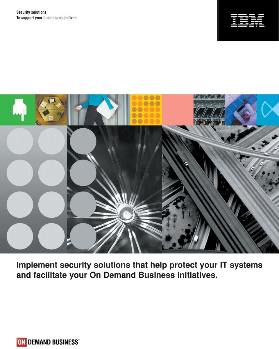 solutions that help protect your IT