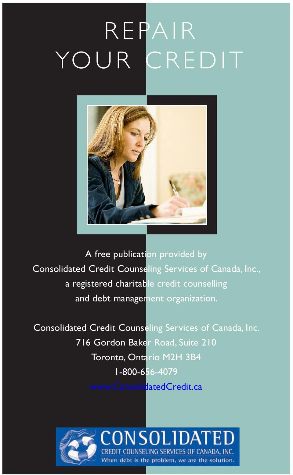 , a registered charitable credit counselling and debt management organization.