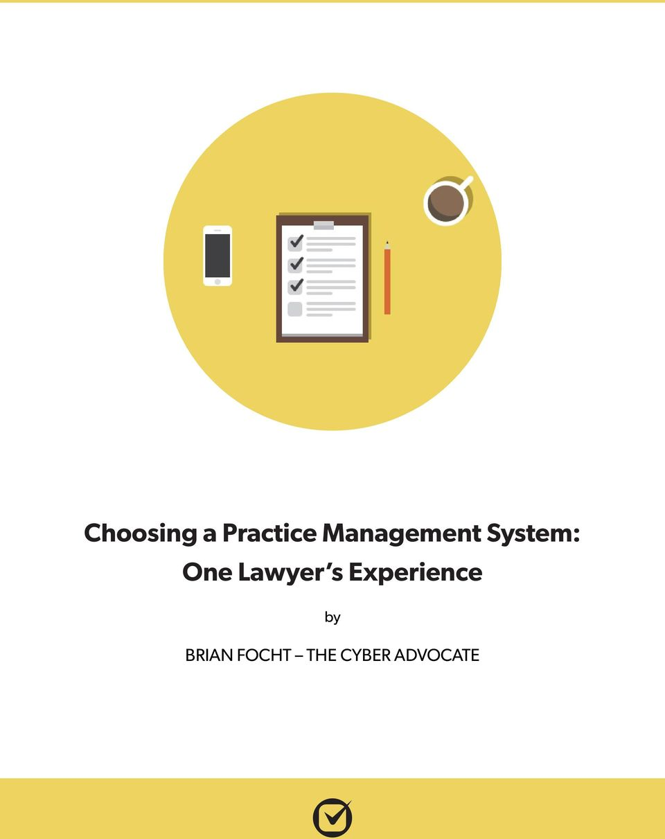 Lawyer s Experience by