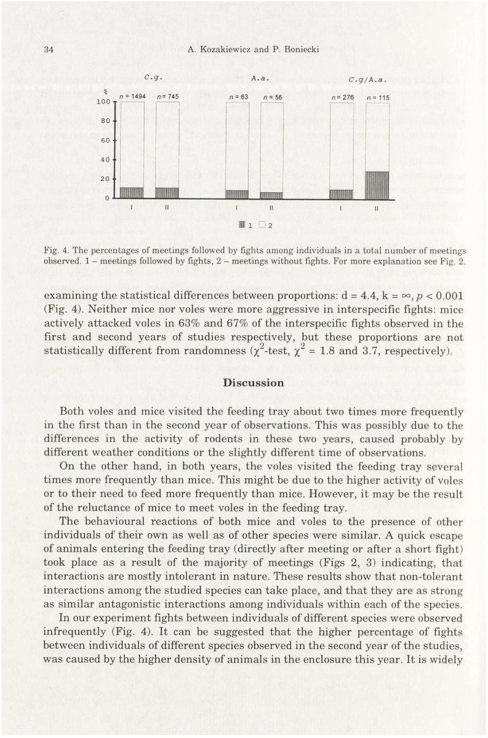 For more explanation see Fig. 2. examining the statistical differences between proportions: d = 4.4, k = < 0.001 (Fig. 4).