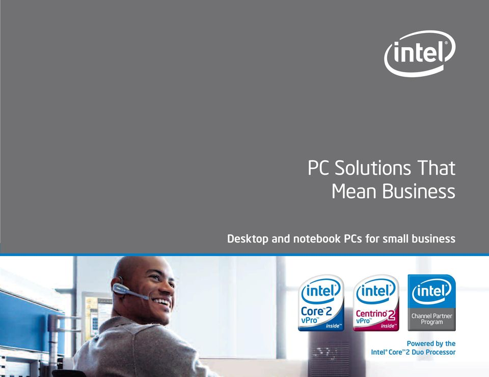 PCs for small business