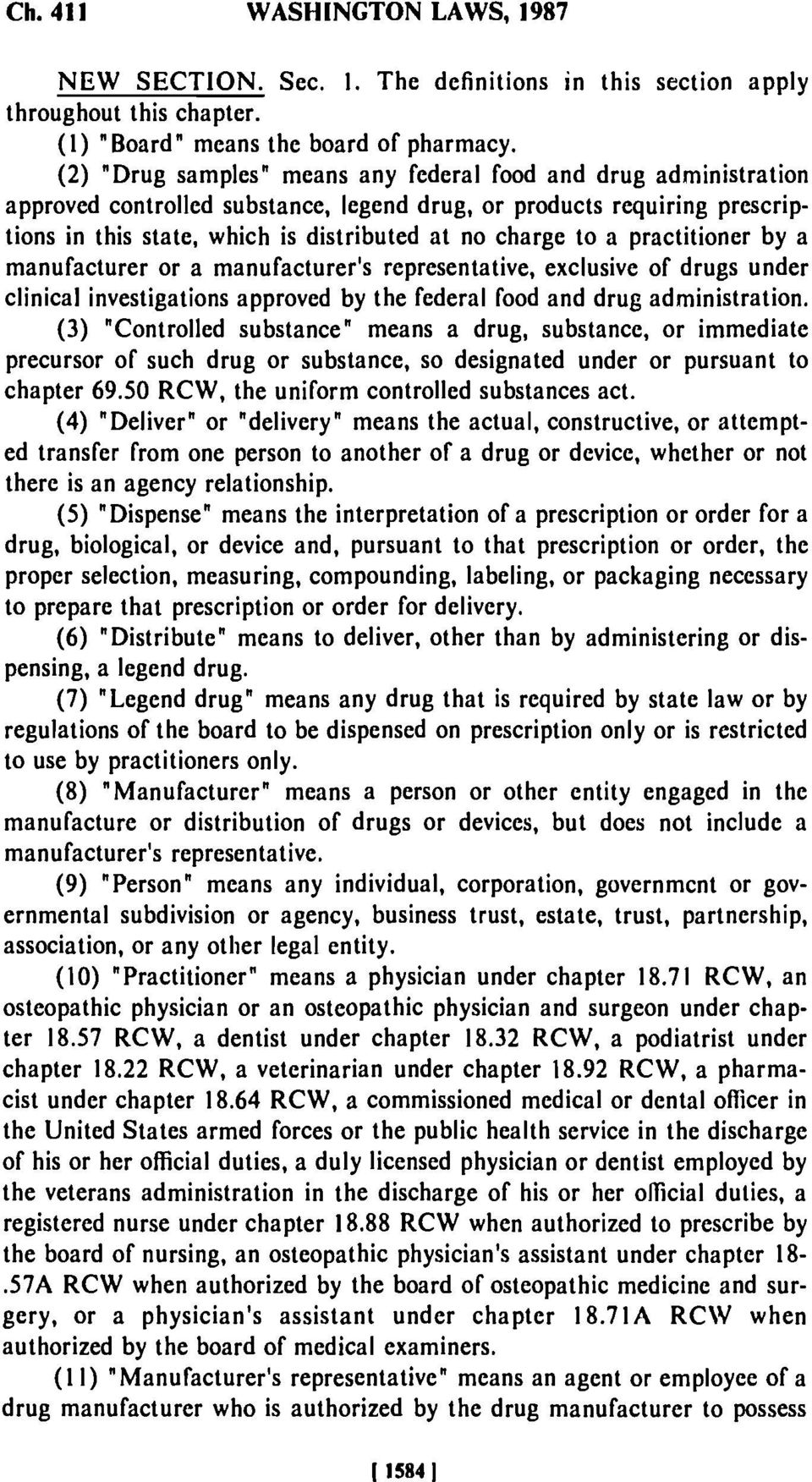 practitioner by a manufacturer or a manufacturer's representative, exclusive of drugs under clinical investigations approved by the federal food and drug administration.