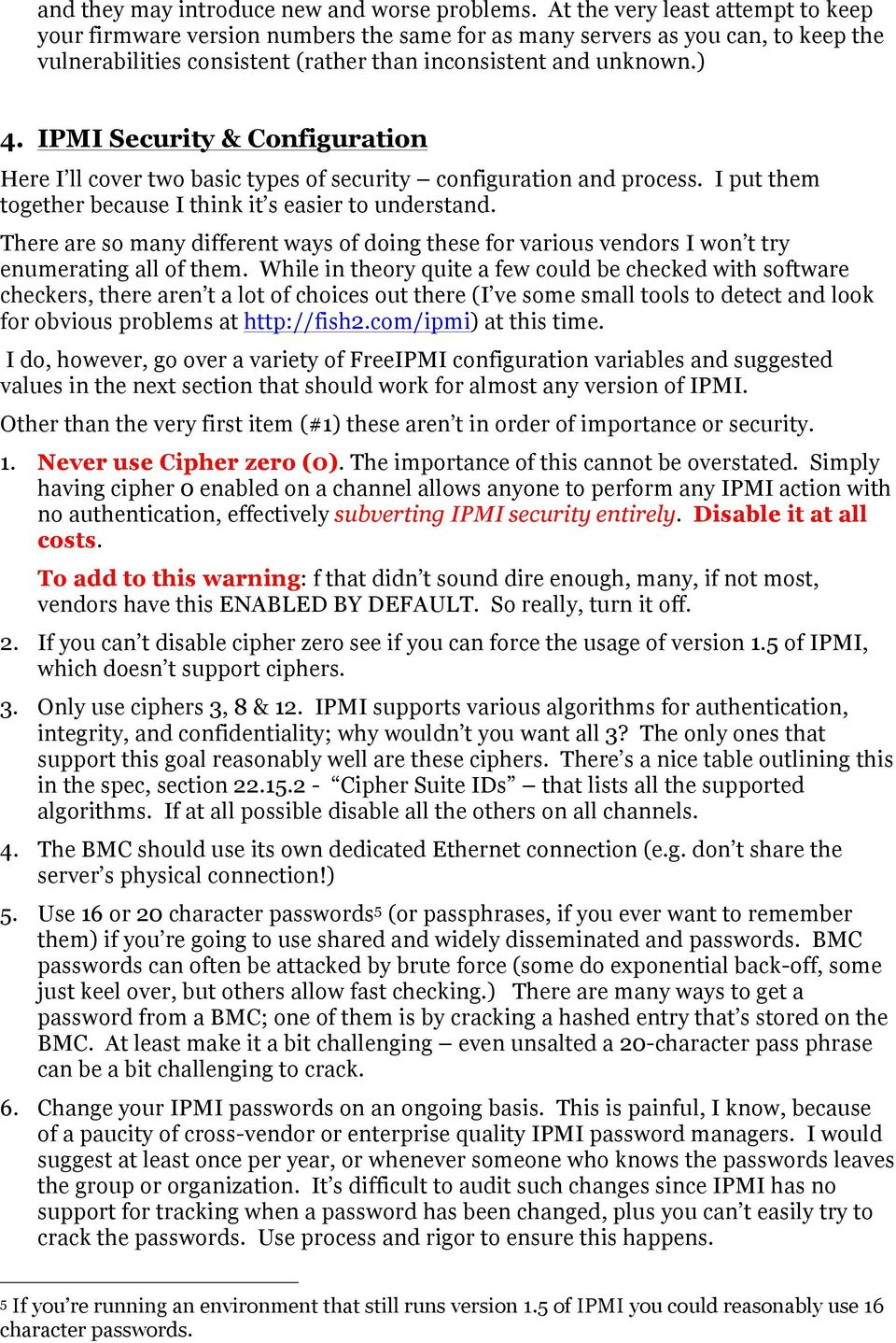 IPMI++ Security Best Practices - PDF