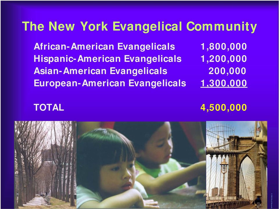 Evangelicals 1,200,000 Asian-American Evangelicals
