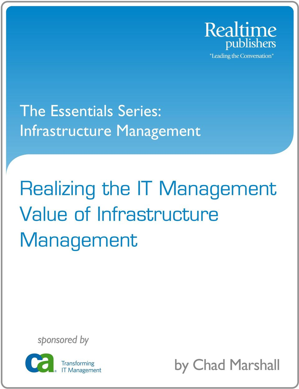 the IT Management Value of