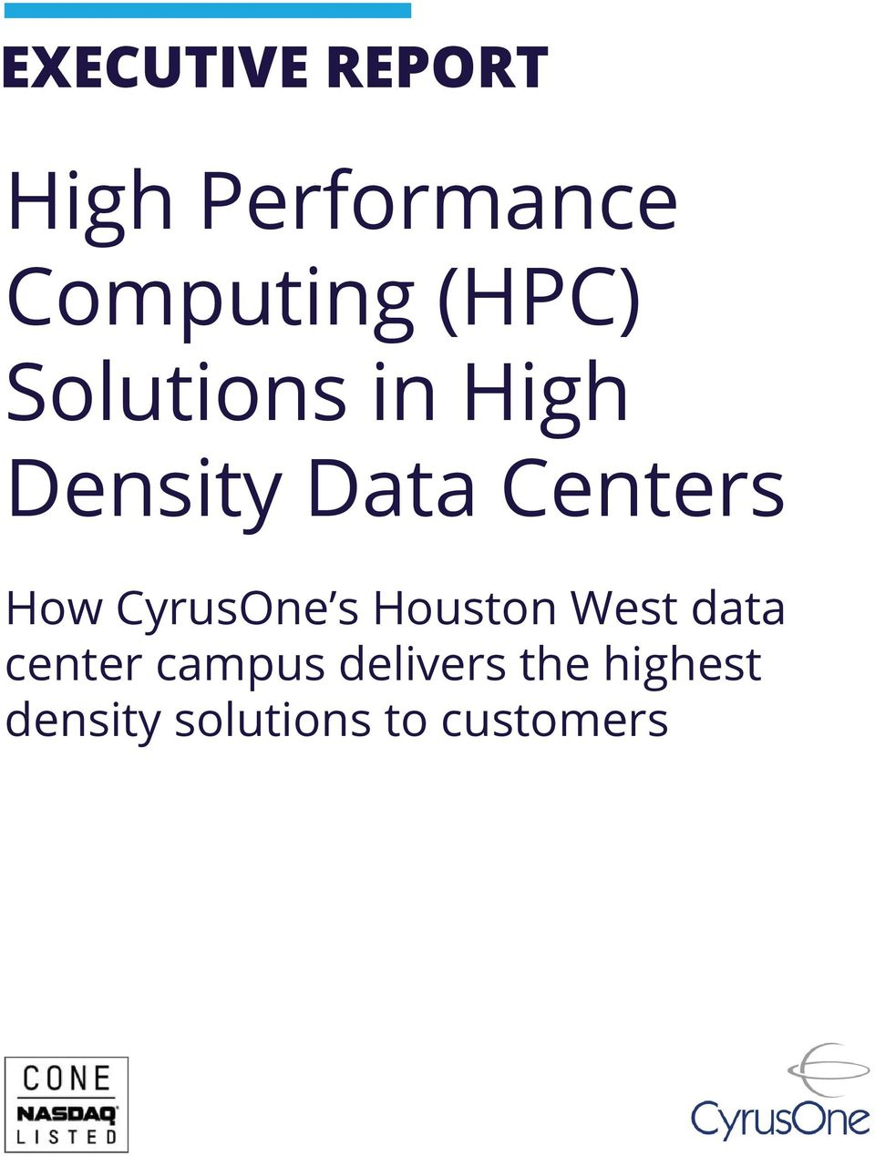 How s Houston West data center campus