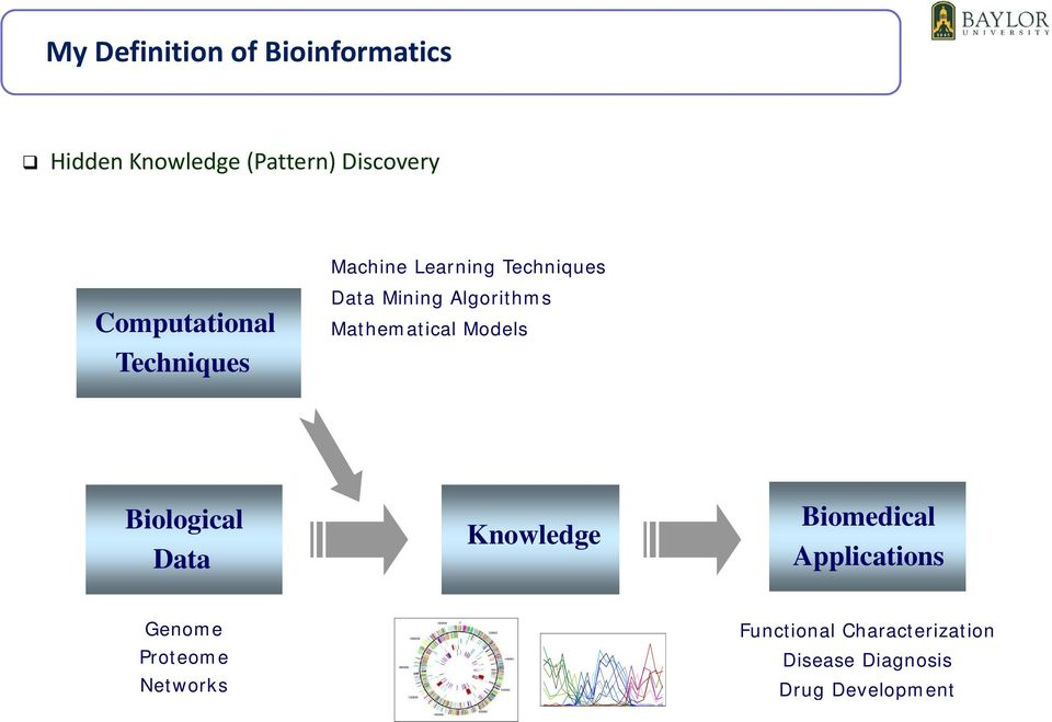 Mathematical Models Biological Data Knowledge Biomedical Applications