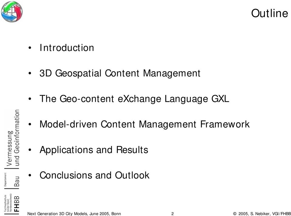 GXL Model-driven Content Management Framework
