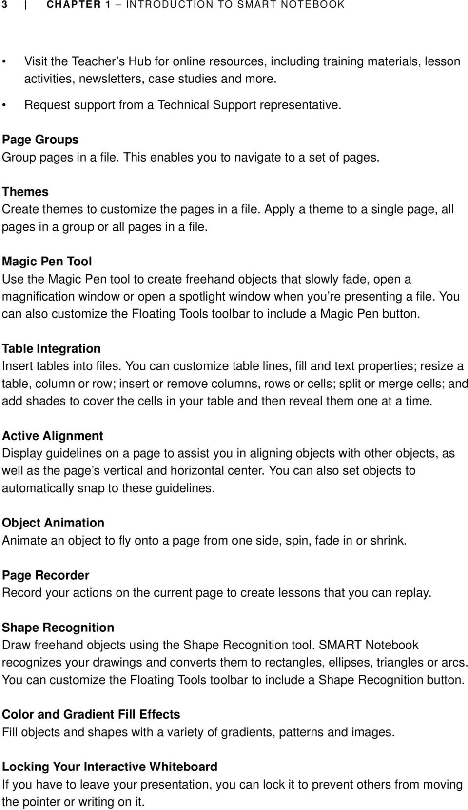 Apply a theme to a single page, all pages in a group or all pages in a file.