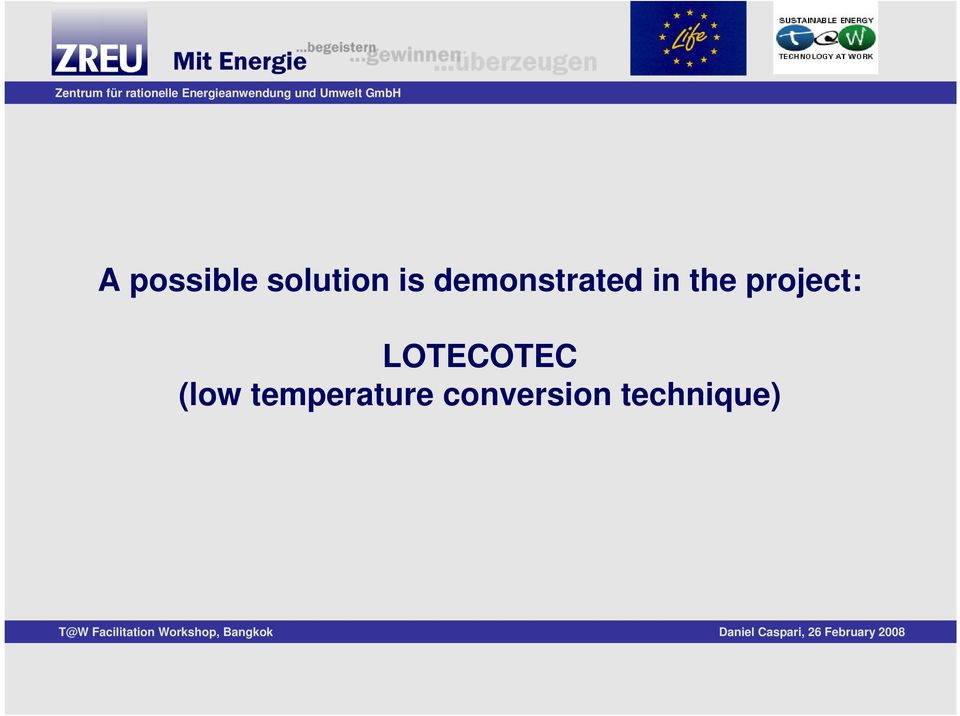 project: LOTECOTEC (low
