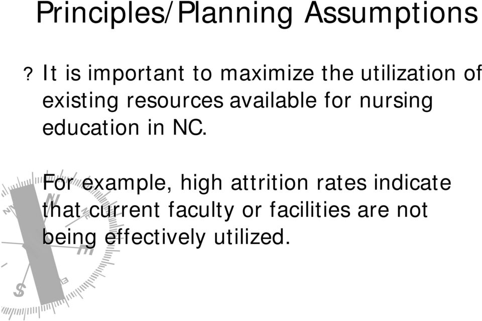 resources available for nursing education in NC.