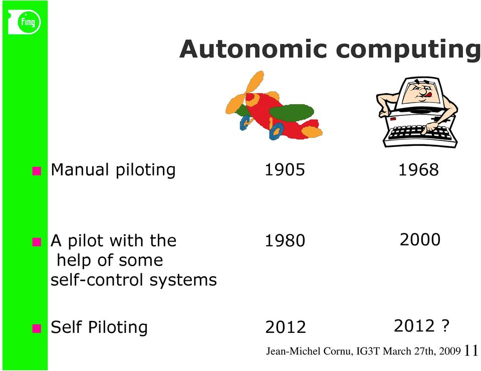self-control systems 2000 Self Piloting