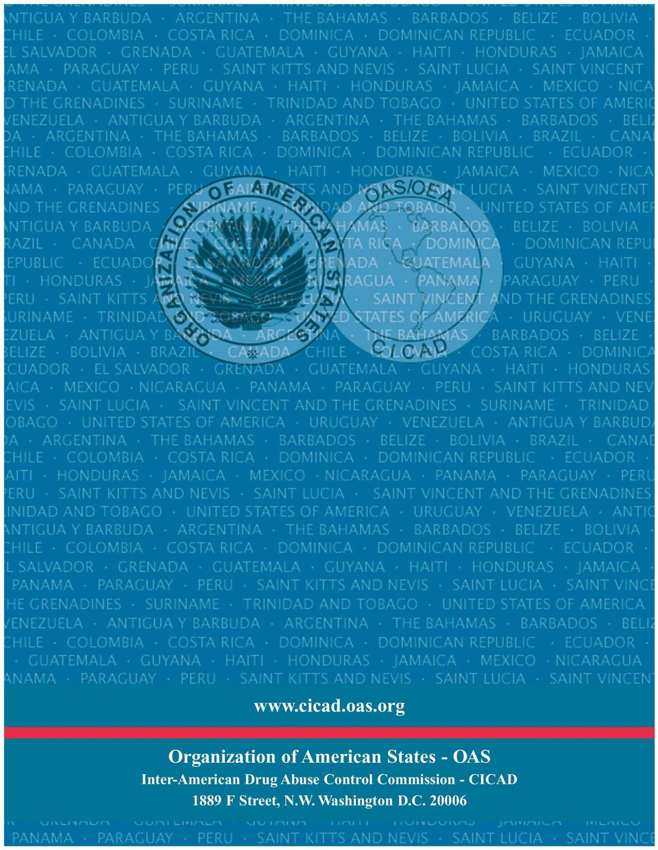 org Multilateral Evaluation Mechanism Organization of American States - OAS Organization of