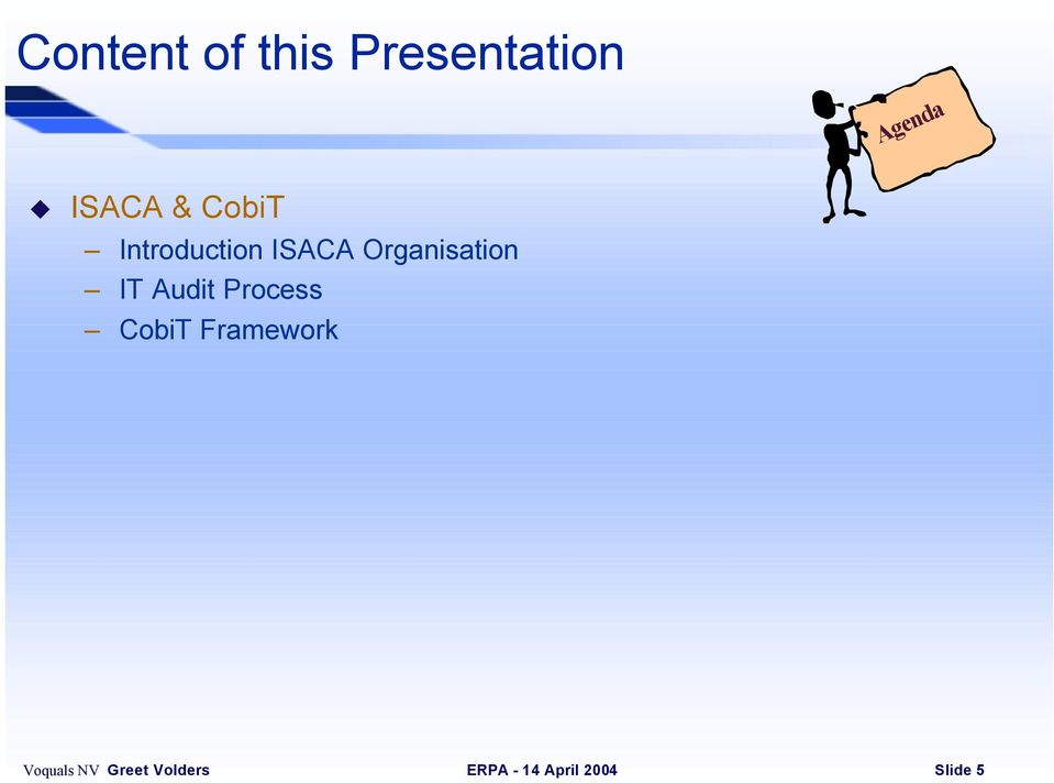 Introduction ISACA