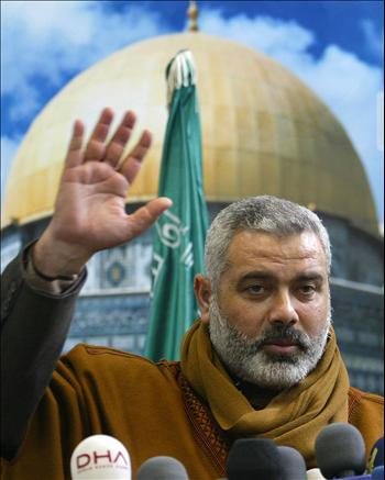 Ismail Haniyeh Political Position: Leader of the Hamas Political Party Political Agenda: To attain a Palestinian state liberated from Israeli control.