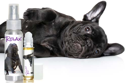 ESSENTIAL OILS FOR YOUR DOG S EMOTIONAL WELL -BEING DOG ... Relaxing Dog Scents