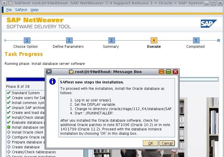 Minimal Required Oracle Solaris Packages for SAP Installation with