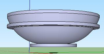 how to use follow me function on sketchup