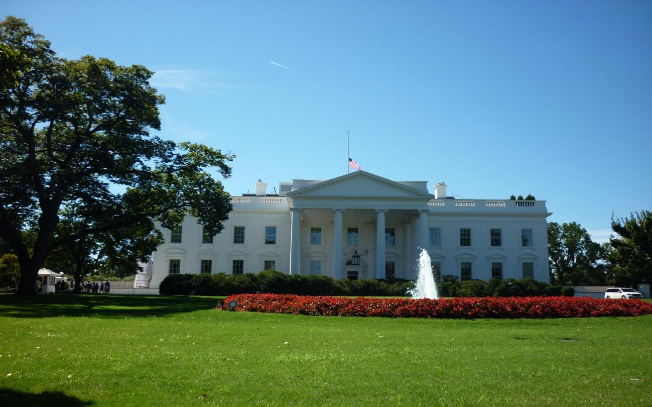 White House in