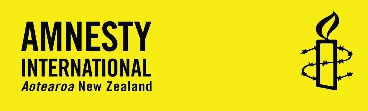 Amnesty International Aotearoa New Zealand: Submission to the Government
