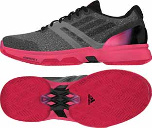 34ffd6784f12 Adizero Ubersonic Courtwalk W  130.00 H6500H Move at the speed of sound in  this über-