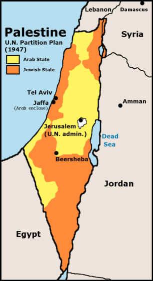 UN Partition Plan Israel has fought four wars against her Arab neighbors in 1948, 1956, 1967, 1973, and other minor conflicts since Israel declared statehood in 1948.