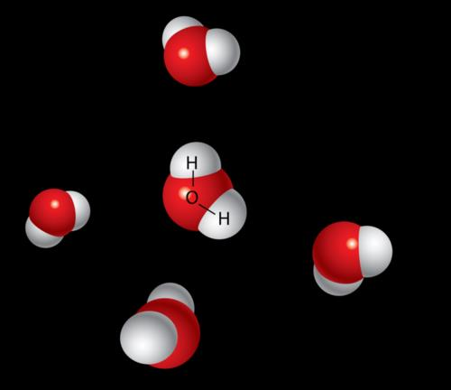 A hydrogen bond is an intermolecular attractive force in which a hydrogen atom, that is covalently bonded to a small, highly electronegative atom, is attracted to a lone pair of electrons on an atom