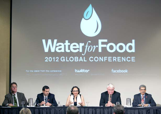 Blue Water, Green Water and the Future of Agriculture - PDF