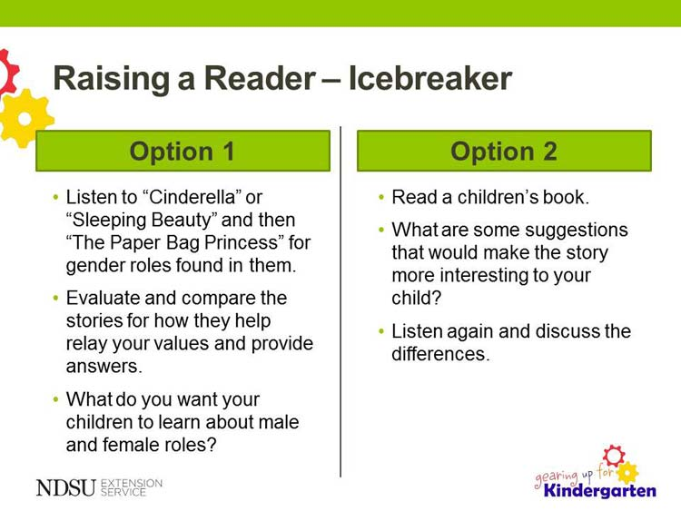 Slide 3 - Icebreaker To do - Option 1: Download The Paper Bag Princess to your computer from the author s website (www.robertmunsch.com).