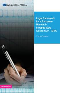 ERIC - European Research Infrastructure Consortium (Council Regulation (EC) No 723/2009 of 25 June 2009) A legal instrument at EU level, to facilitate the joint establishment and operation of RI of
