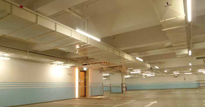 Commercial lighting lf lfe country hong kong china feb 2013 customer bayview power comparison