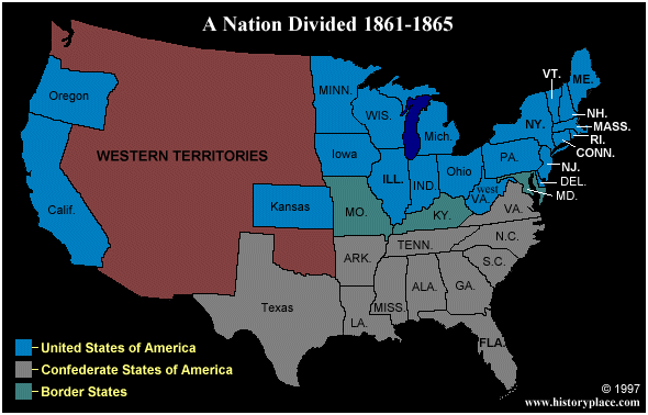Lincoln's election as the President brought strong reactions in the South.