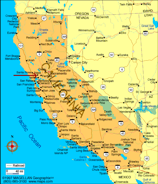 In 1850, California was asked to join the Union as a free state. Tempers in the Senate flared up worse!