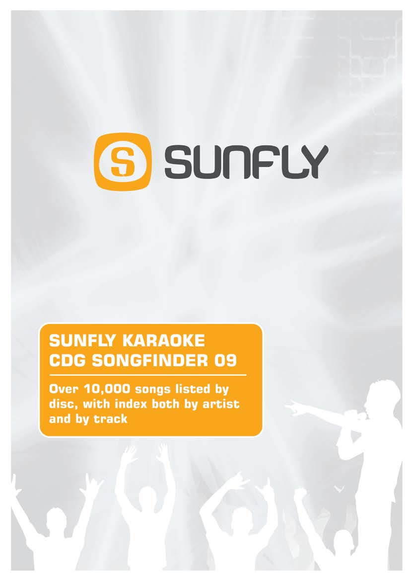 Sunfly songfinder catalogue 09  Contents - PDF