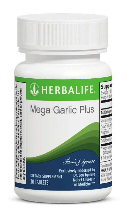 Mega Garlic Plus Maintaining a healthy heart is important to living a fit and active lifestyle, and garlic has been used for centuries to promote health.