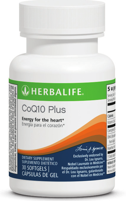 CoQ10 Plus CoQ10 Plus is made from a powerful, exclusive formulation of coenzyme Q10 (CoQ10), vitamin D and DHA.