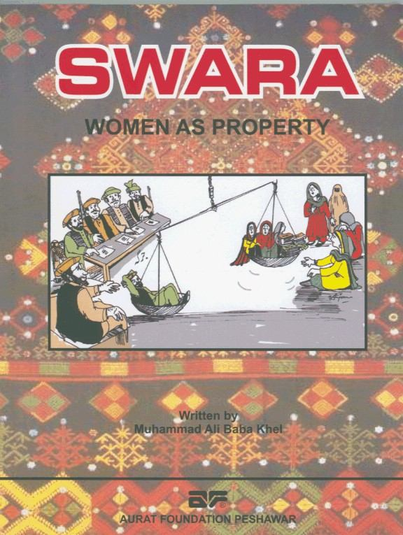 Preface Acknowledgement Chapter 1: A panoramic view of a Pushtoon s life Chapter 2: Swara the Custom Chapter 3: Swara in Practice Chapter 4: Status of Swara in Islam Chapter 5: A symposium of