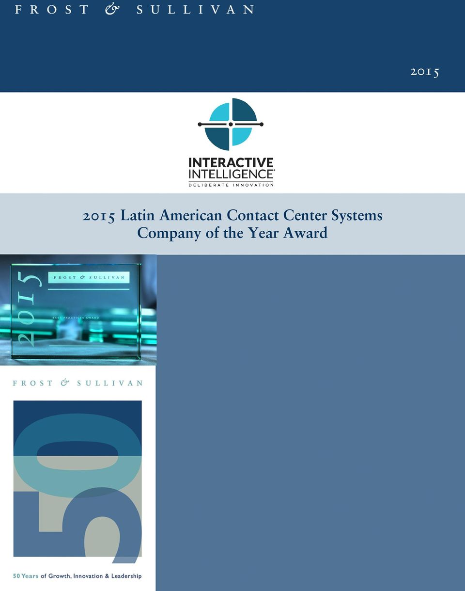 Center Systems