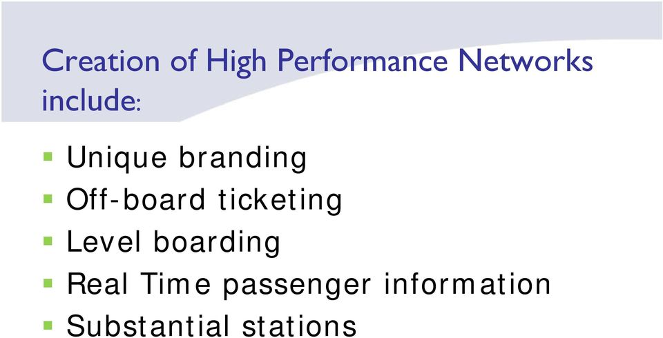 ticketing Level boarding Real Time