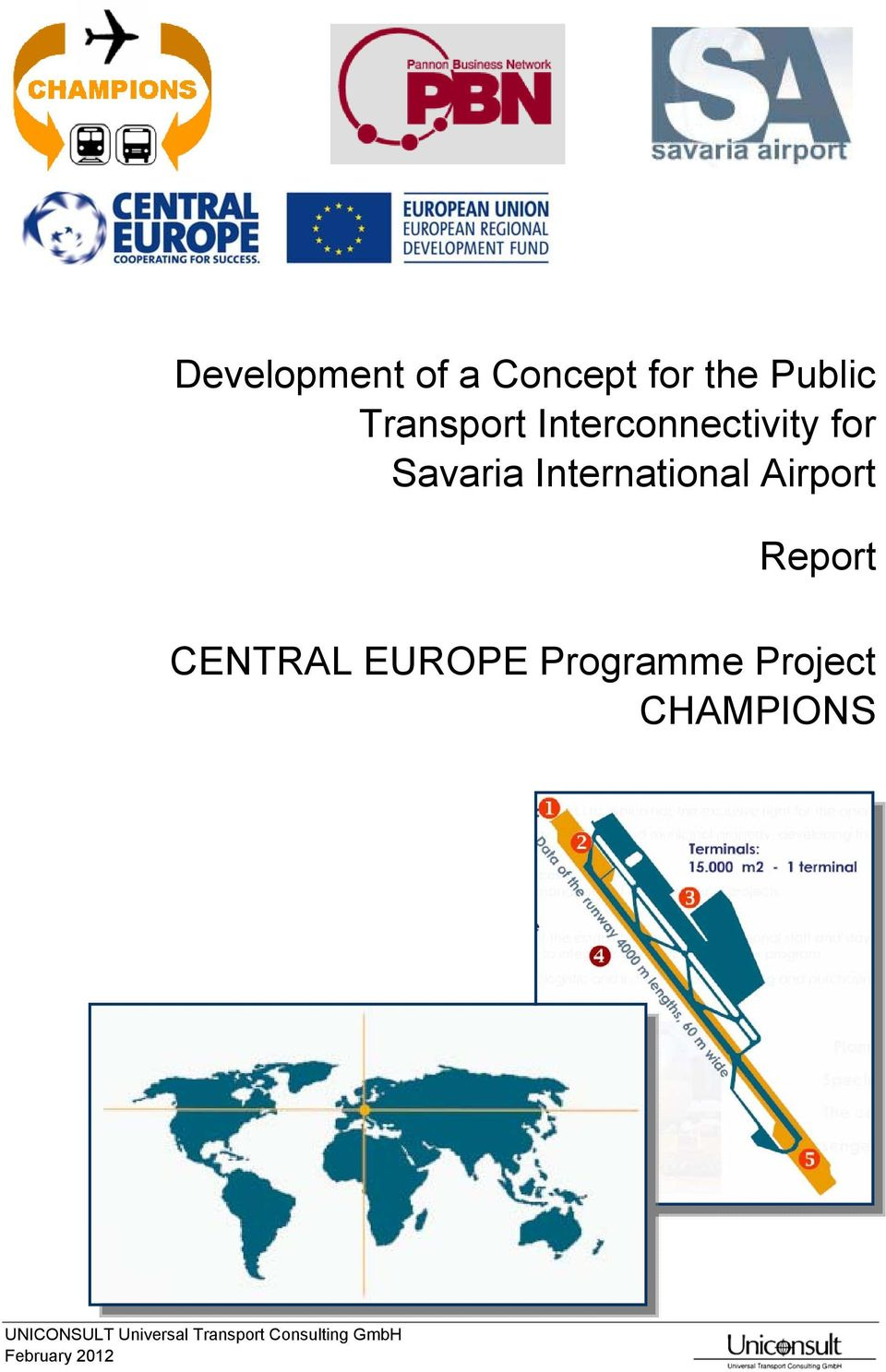 International Airport Report CENTRAL