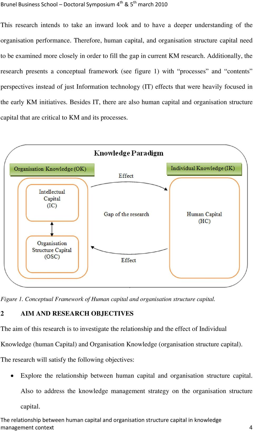 Additionally, the research presents a conceptual framework (see figure 1) with processes and contents perspectives instead of just Information technology (IT) effects that were heavily focused in the