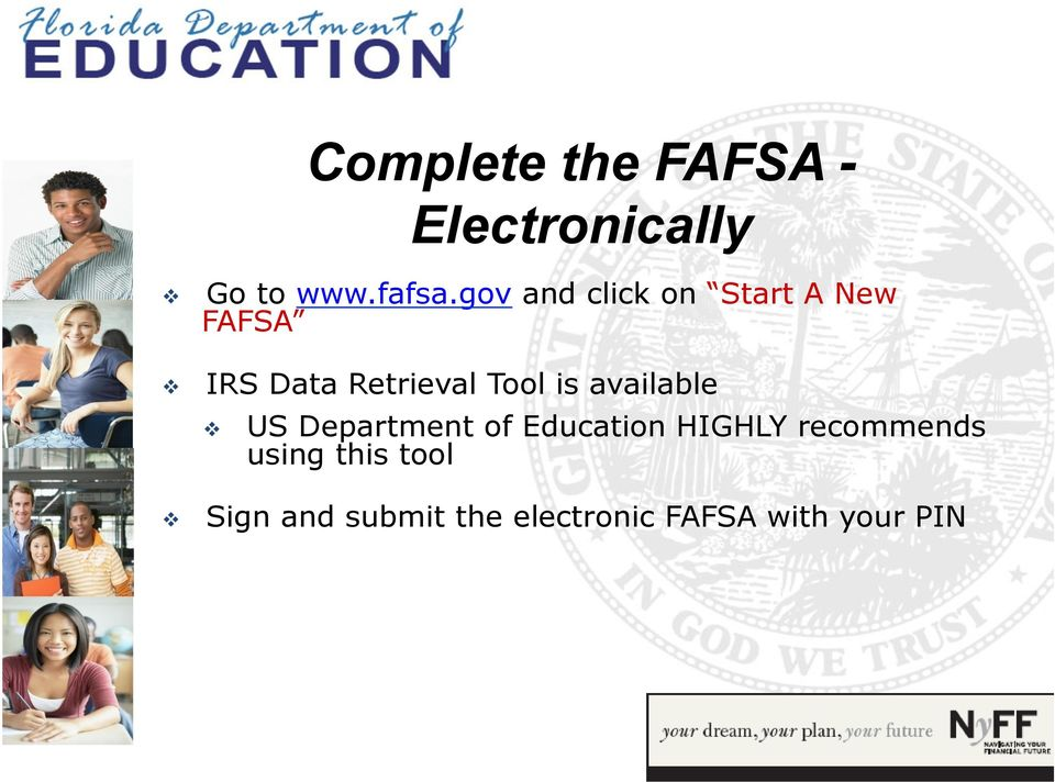 is available US Department of Education HIGHLY recommends