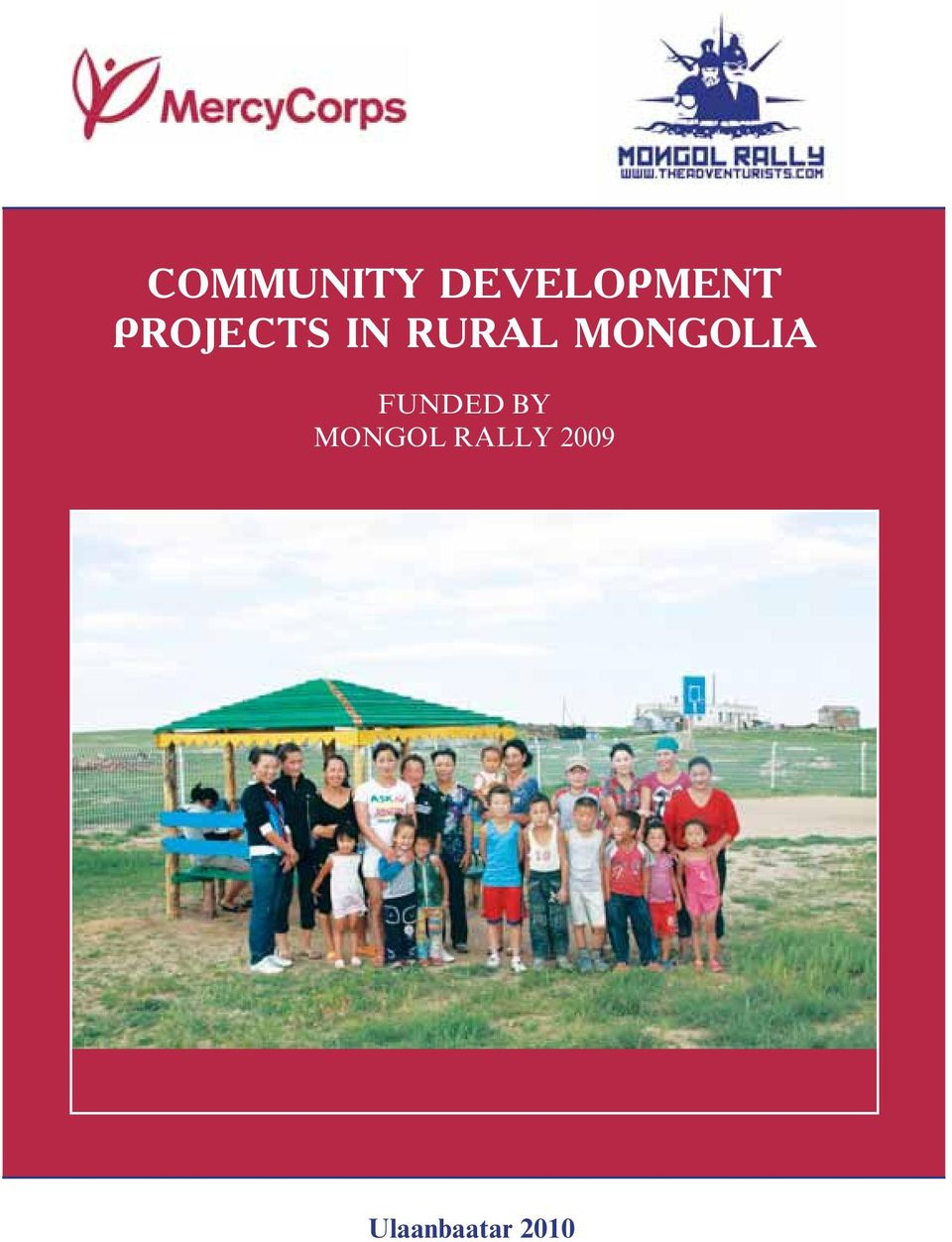 MONGOLIA FUNDED BY