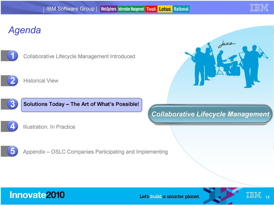 Illustration, In Practice Collaborative Lifecycle Management