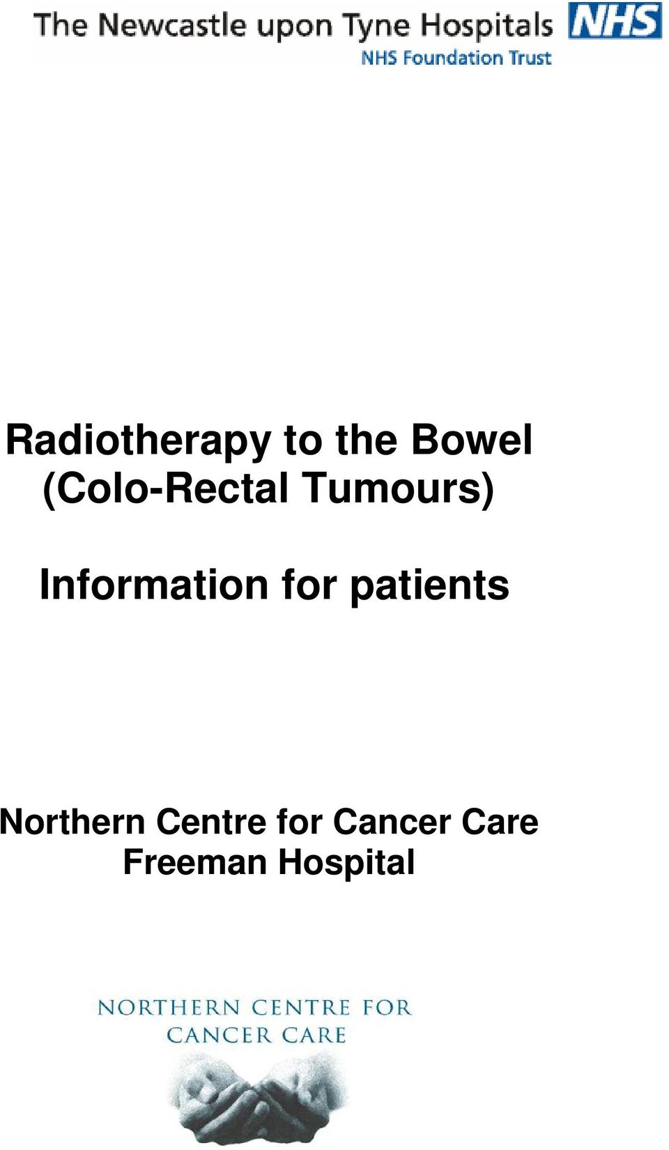 Information for patients