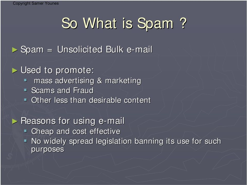 advertising & marketing Scams and Fraud Other less than