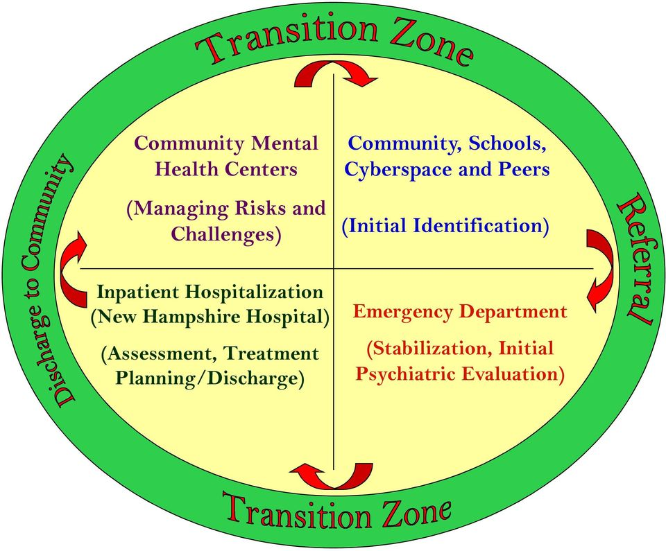 Treatment Planning/Discharge) Community, Schools, Cyberspace and Peers