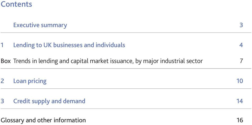 market issuance, by major industrial sector 7 2 Loan
